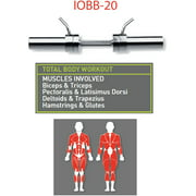 Marcy Olympic Dumbbell Handle: IOBB-20