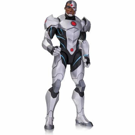 DC Comics Justice League War Cyborg Action Figure (Cyborg Dc Action Figure)