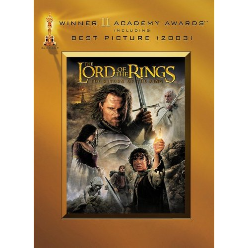 Lord Of The Rings: The Return Of The King by