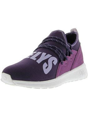 Heelys Navigator Grape / Lilac Ankle-High Fabric Fashion Sneaker - 7M