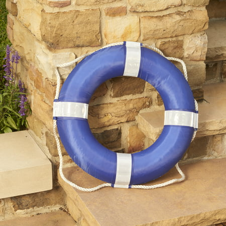 Blue Wave Foam Pool Swim Ring Buoy