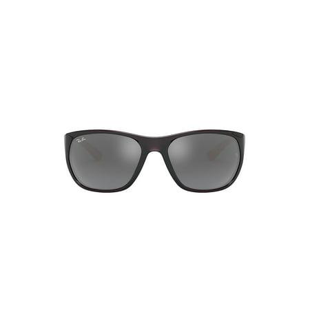 Active Lifestyle 61MM Square Nylon Sunglasses