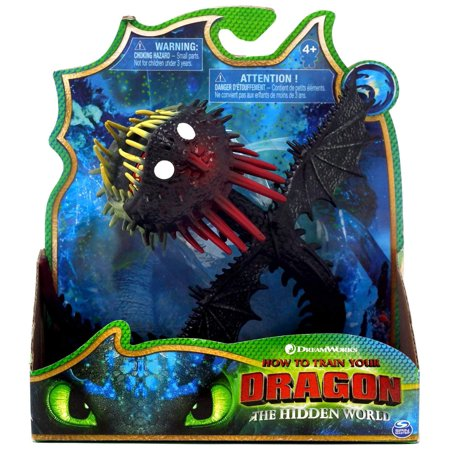 - The Hidden World Whispering Death, Fly into battle and relive the epic adventure from How to Train Your Dragon: The Hidden World with.., By DreamWorks How to Train Your Dragon
