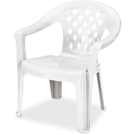 Plastic Patio Chairs Stackable Walmart Stackable