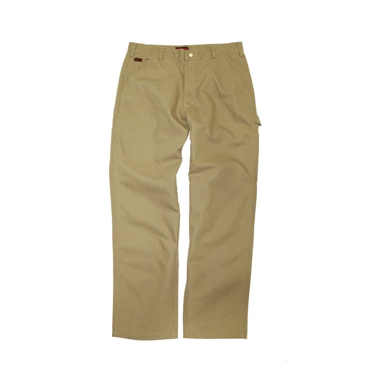 Rasco FR Khaki Carpenter Pants - Walmart.com
