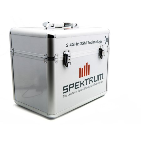 Spektrum Single Air Transmitter Stand Up Case, SPM6708
