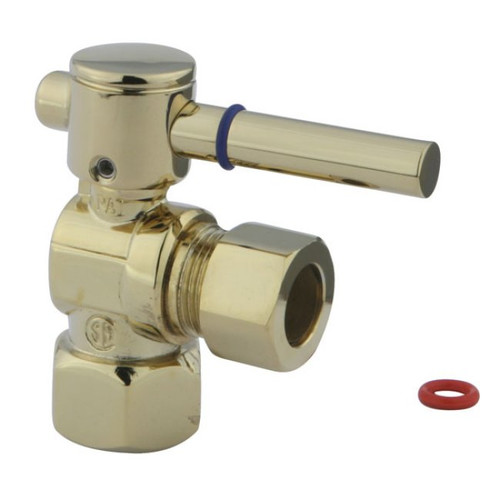 Kingston Brass Fauceture Compression Angle Valve