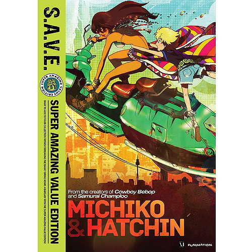 Michiko & Hatchin: The Complete Series (S.A.V.E.) (Japanese)