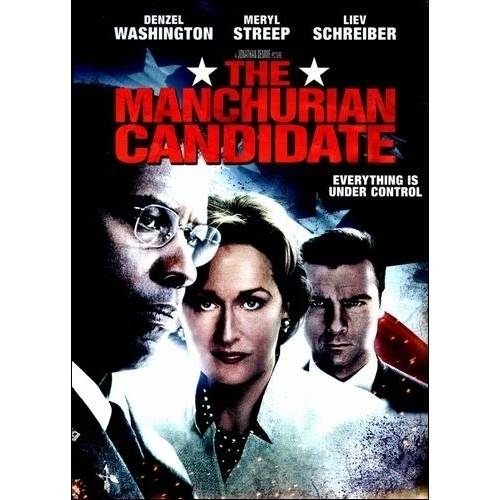 film review of the manchurian candidate The original film, the manchurian candidate, is gold-framed american cinematic history filmed in 1962 it had been removed from circulation after the assassination of john f kennedy in 1963 that's understandable as the kennedy incident plunged the entire country into mourning and us citizens put discussion about political differences and any criticisms of the nation's leaders on a back.