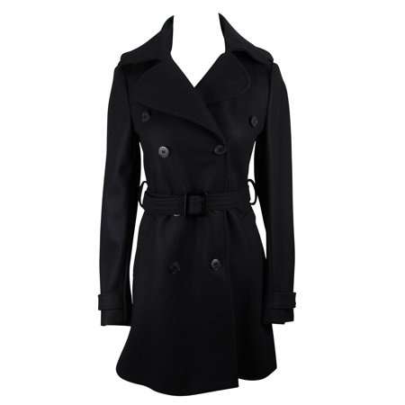 promo code 67263 9488a Patrizia Pepe - Patrizia Pepe Womens Trench Coat Size S US ...