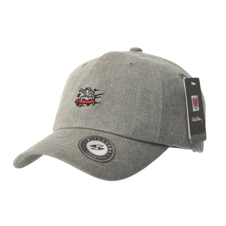 938a90f2d45 WITHMOONS Baseball Cap Keith Haring Pop Art Print Skateboarder Embroidery  Cotton Hat For Men Women CR1957 (Grey) - Walmart.com