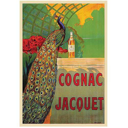 """Trademark Fine Art """"Cognac Jacquet"""" Canvas Art by Camille Bouchet"""