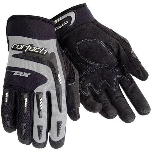 Cortech DX 2 Textile Gloves Silver