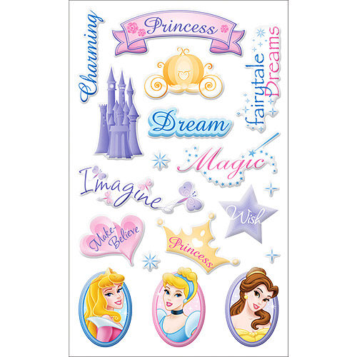 Disney Gem Stickers - Magical Memories