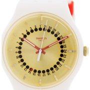 Men's Originals SUOW400 White Silicone Swiss Quartz Watch