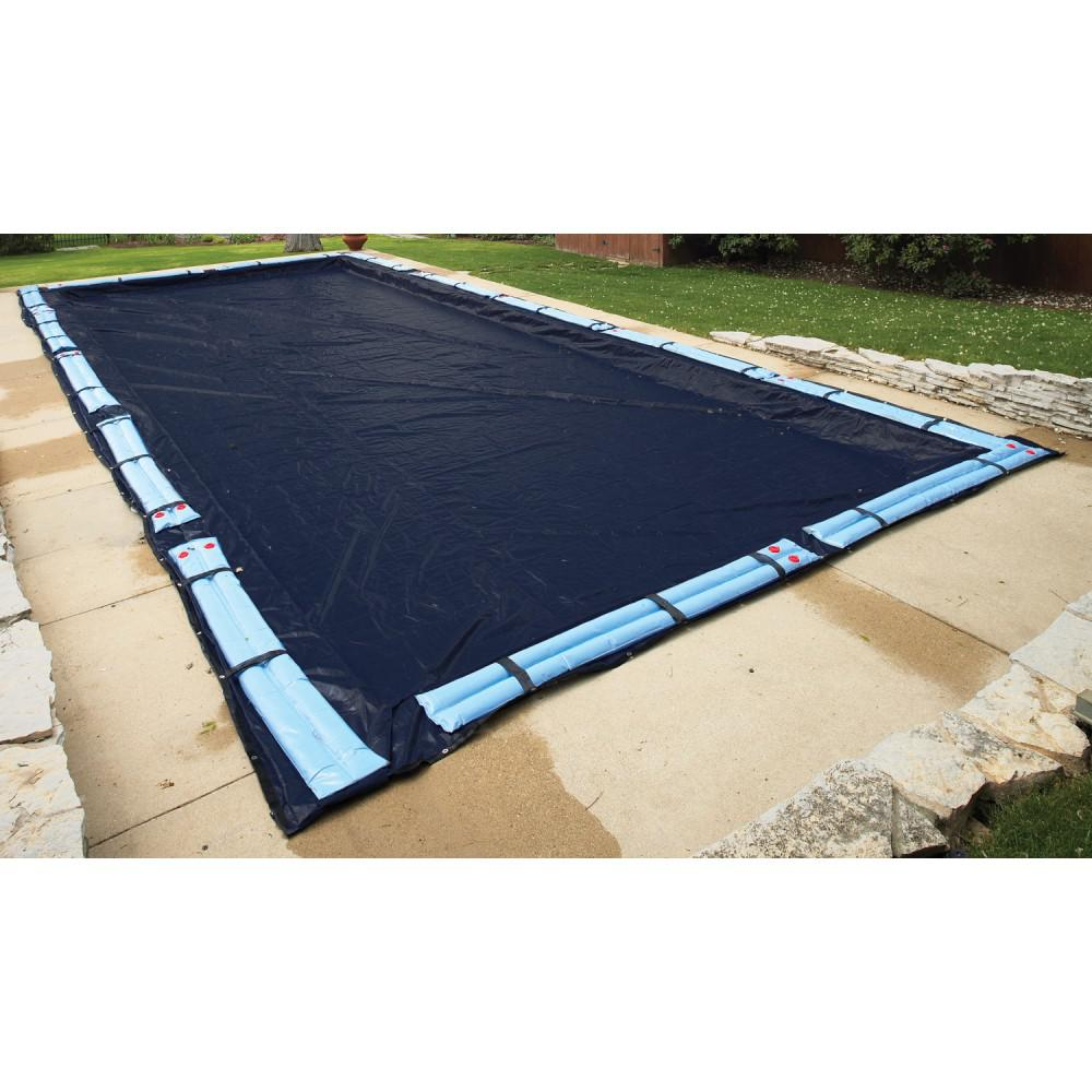 BlueWave WC766 In-Ground 8 Year Winter Cover For 30' x 60' Rect Pool