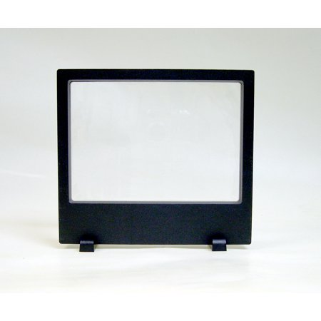 National Artcraft Hinged Frame With Flexible Plastic Membrane Displays Coins, Medallions, Jewelry, Stamps and Other Objects From Either (Artcraft Frames)