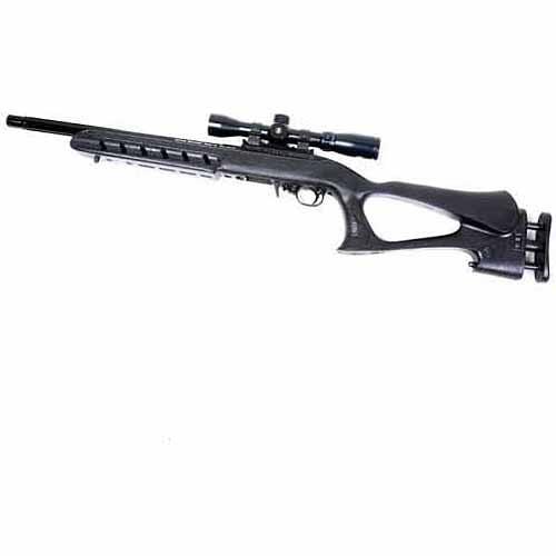 ProMag PMAATS1022M Archangel Ruger Deluxe Target Stock, Magnum Black