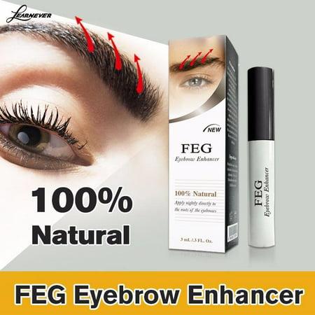 e8baffb226c FEG Eyebrow Growth Nourishing Enhancer Eye Brow Serum 100% Natural ...