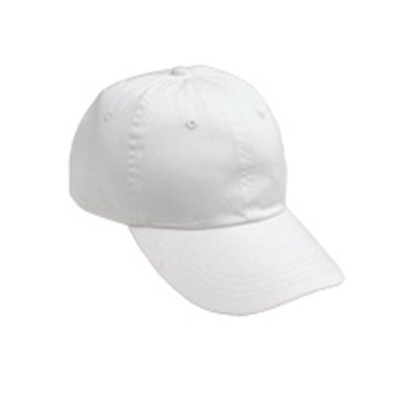 Anvil 145 Baseball Cap 6-Panel Pigment-Dyed Twill