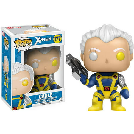 FUNKO POP! MARVEL: X-MEN - CABLE