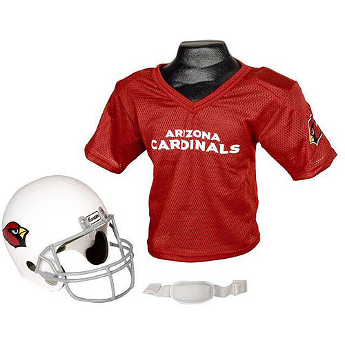 Franklin Sports NFL Youth Helmet and Jersey Set, Arizona Cardinals Costume
