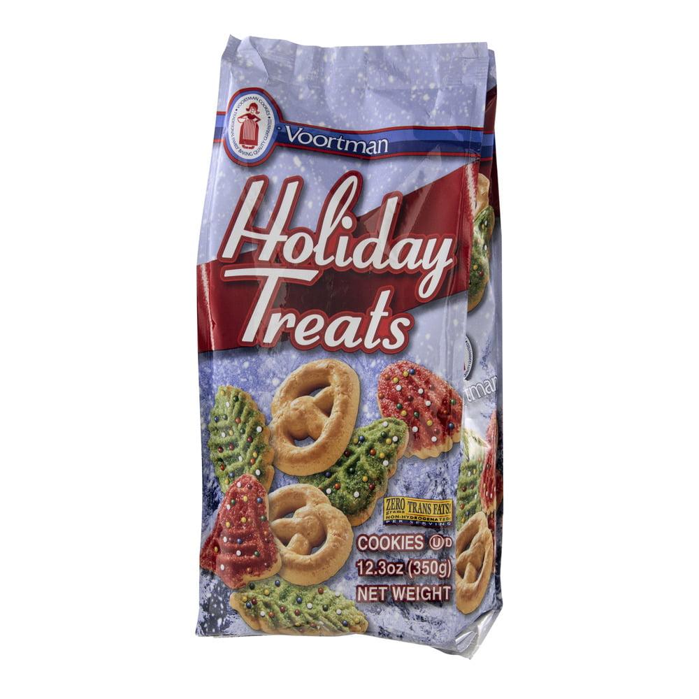 Voortman Holiday Treats Cookies, 12.3 oz - Walmart.com