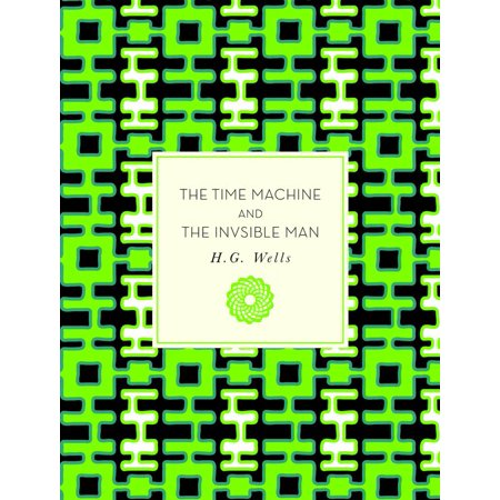 Mac Machines (The Time Machine and The Invisible Man)