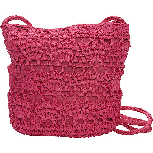 Magid Long Crochet Crossbody