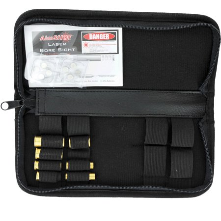 Aimshot Universal Pistol Laser Bore Sight Kit BS9/30 (AR 38/40/44 Rem/45