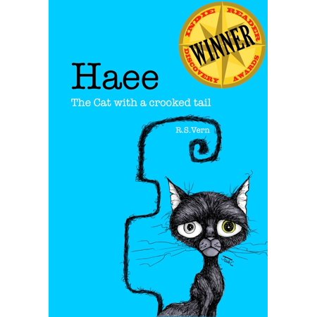 Haee The cat with a crooked tail - eBook
