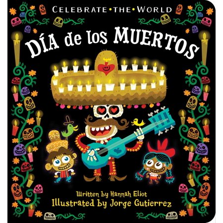 D¡a De Los Muertos Day of the Dead (Board - Hannah Halloween