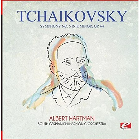 Tchaikovsky: Symphony No. 5 in E Minor, Op. 64 (Remaster) (Tchaikovsky String Quartet No 1 In D Major)