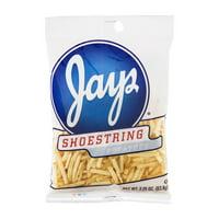 Jays Shoestring Potatoes, 2.25 OZ