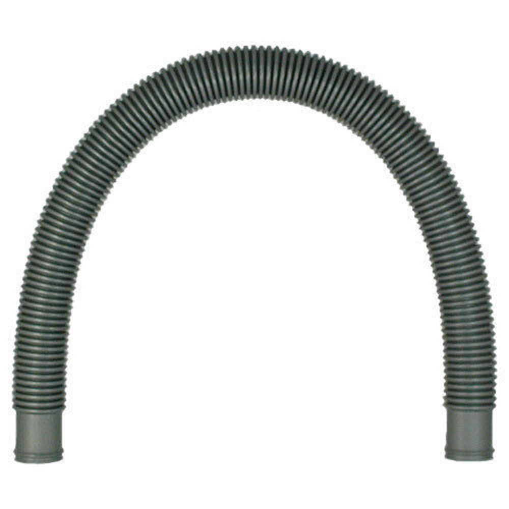 "Plastiflex MF114X3 3' x 1 1/4"" Filter Connector Hose Silver"
