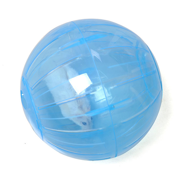 10CM Plastic Pet Rodent Mice Jogging Ball Toy Hamster Gerbil Rat Exercise Balls Play Toys by