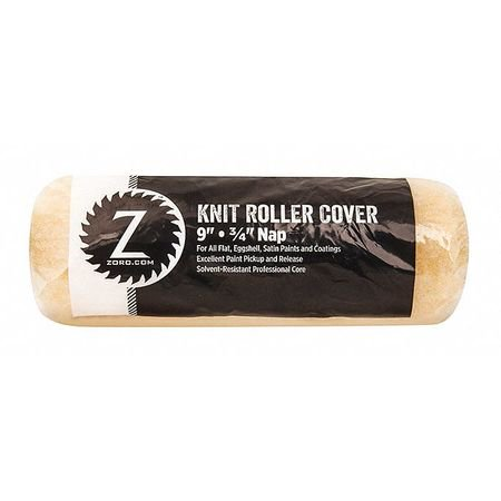 ZORO G1576651 Knit Roller 3/4
