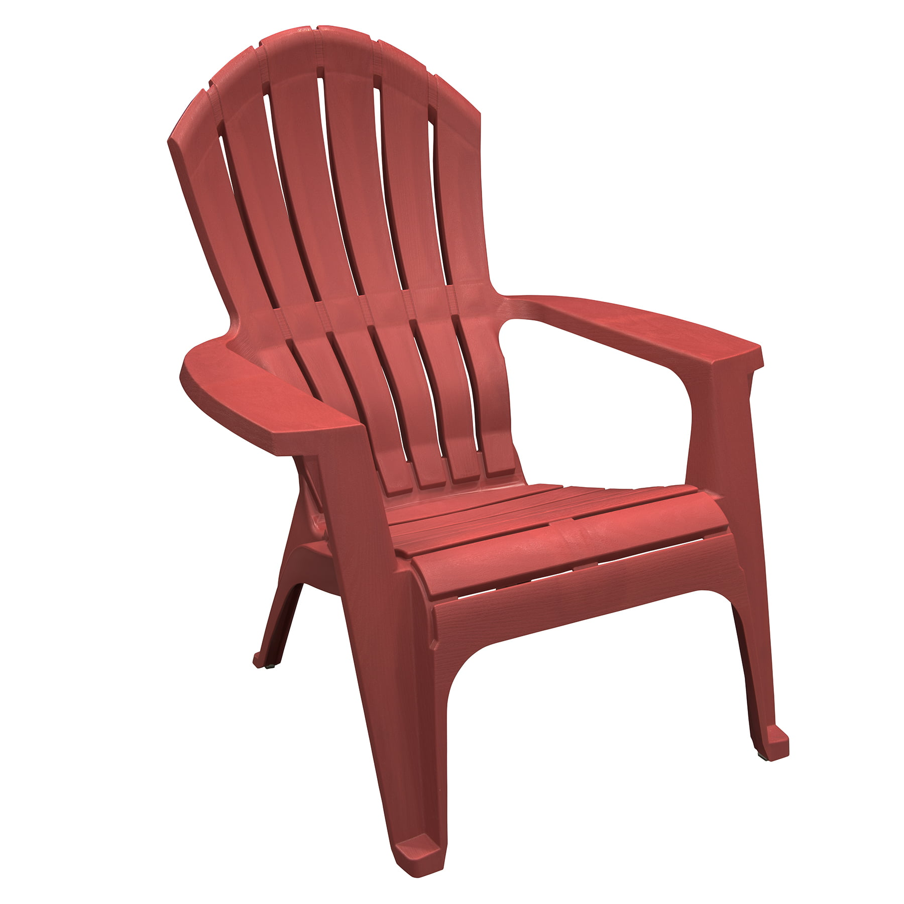 Adams Manufacturing RealComfort Adirondack Chair, Merlot by Adams Manufacturing