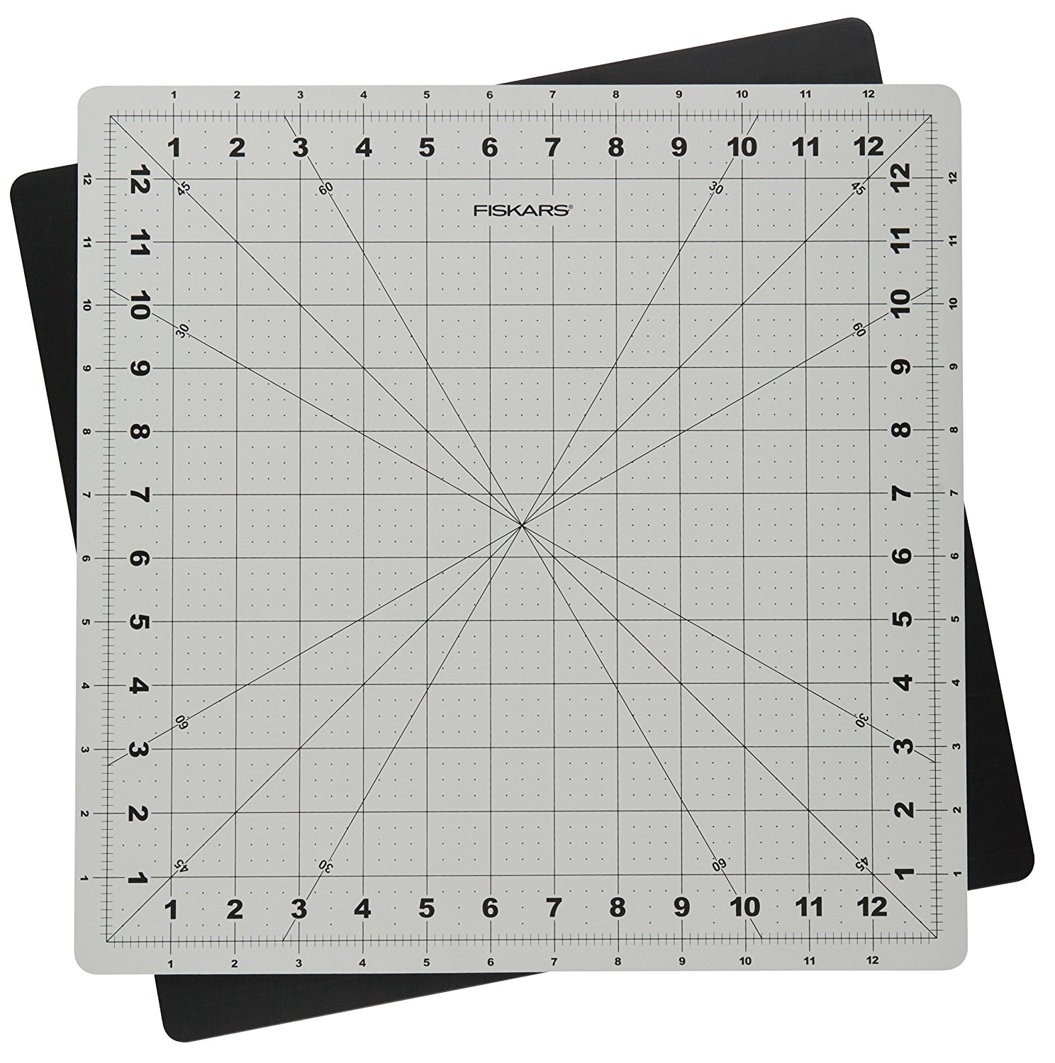 "Fiskars Rotating Cutting Mat 14""x14"""