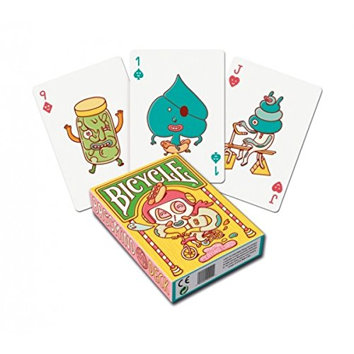 Bicycle Brosmind Playing Cards - 1 Sealed Deck #1027243