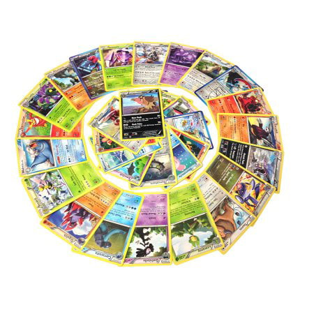 25 Rare Pokemon Cards with 100 HP or Higher (Assorted Lot with No (Eagles Race)