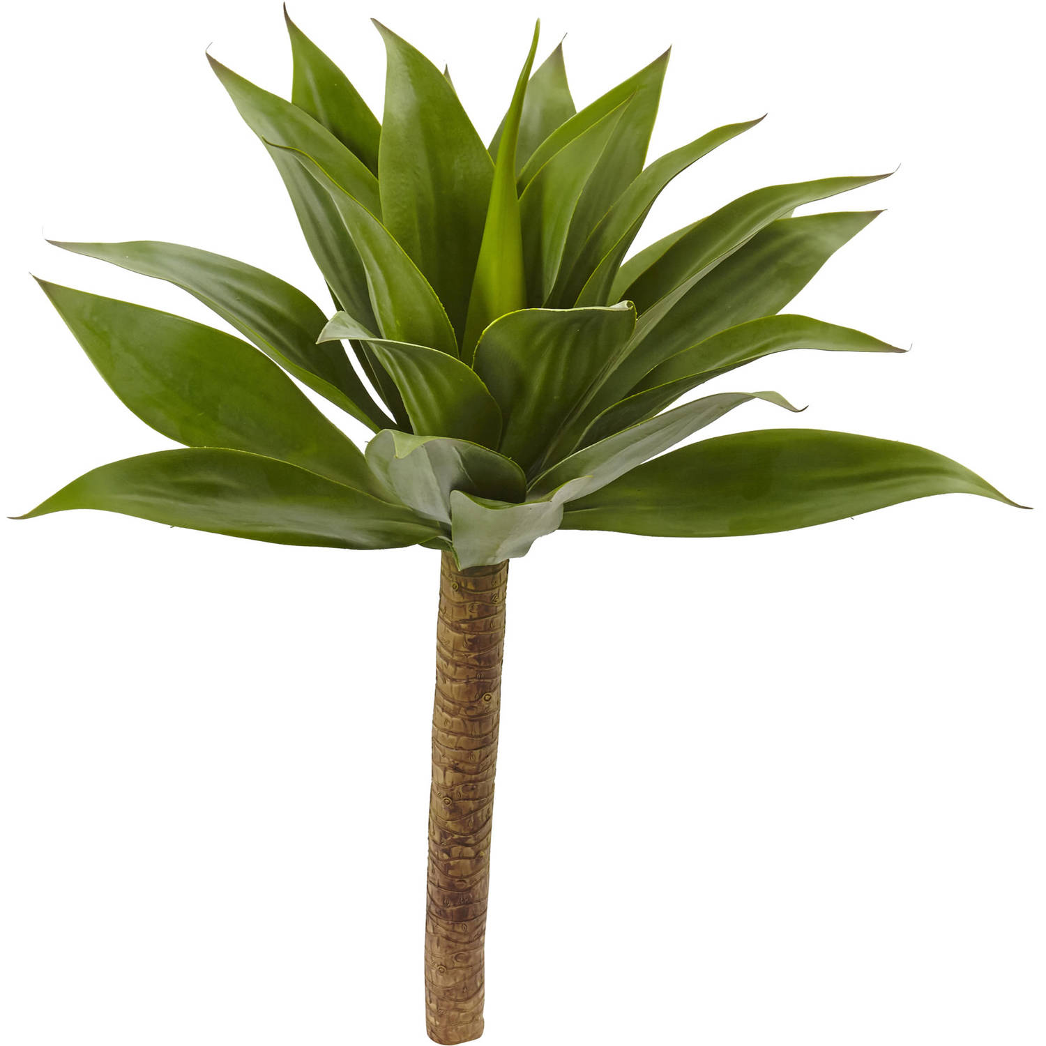 """Nearly Natural 32"""" Agave Plant with Stem"""
