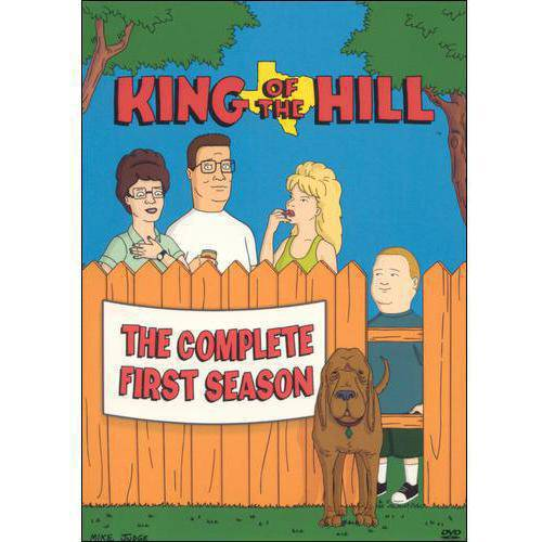 The King Of The Hill: The Complete First Season (Full Frame)