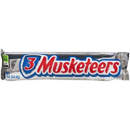 3 Musketeers Candy Bar (2.13 oz., 36 ct.)