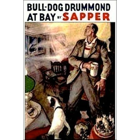 Bulldog Drummond At Bay Ebook Walmartcom
