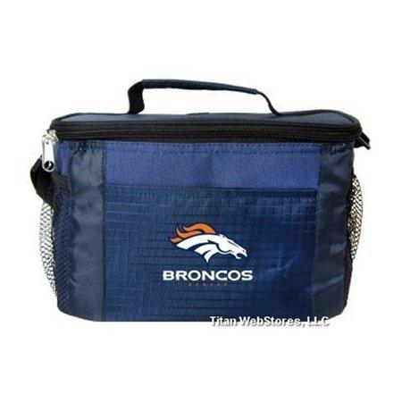 Kolder Texas Rangers Cooler - NFL Football Tailgating 6 Pack Cooler - Lunch Box Cooler (Broncos), Pittsburgh Steelers Tailgating Six Pack Lunch Cooler By Kolder From USA