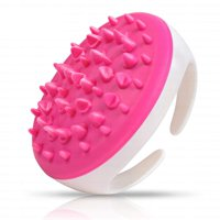 Hand Held Cellulite Massage Paddle - Stimulates blood flow and gradually reduces