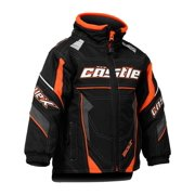 Castle X Bolt G4 Toddler Snowmobile Jacket Orange