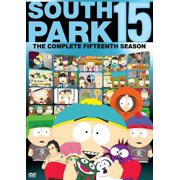 South Park: The Complete Fifteenth Season by PARAMOUNT HOME VIDEO