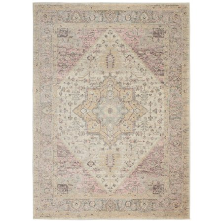 Kashan Center Medallion Area Rug by Desert Fields (Sonnenbrille Desert)